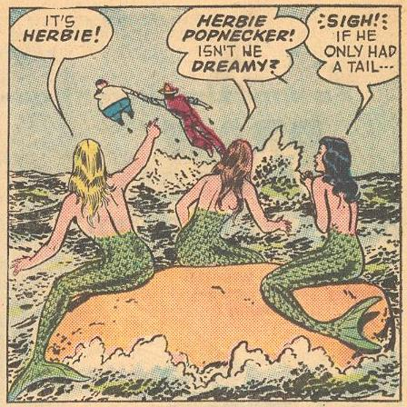Mermaids sigh