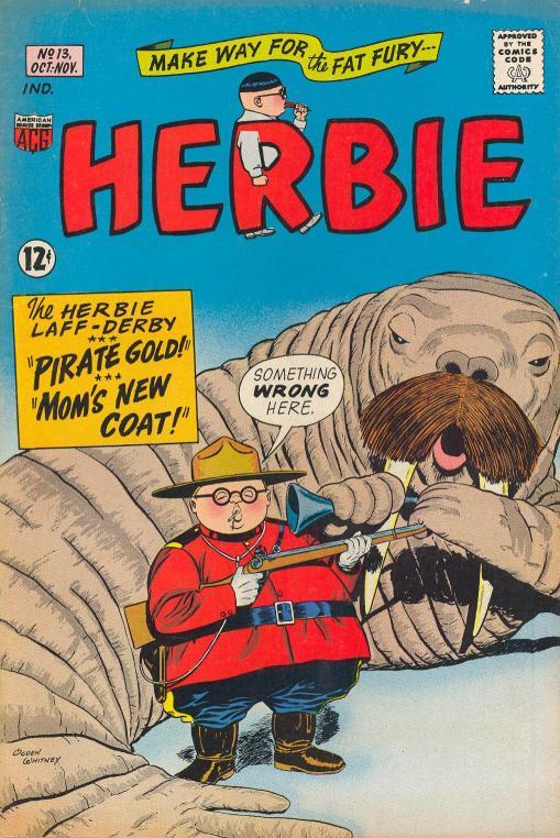 Herbie #13