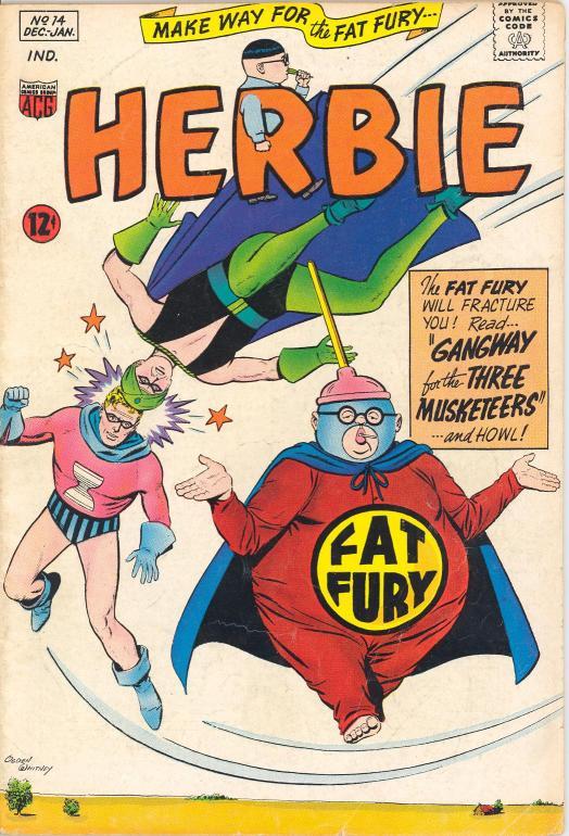 Herbie #14