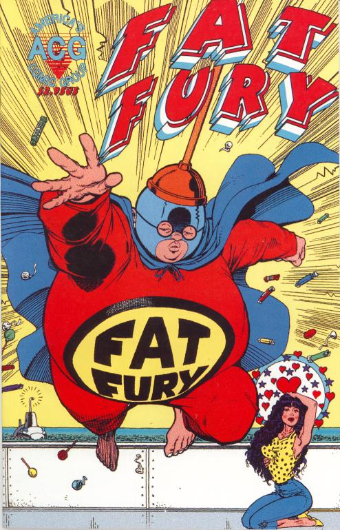 ACG Fat Fury #3