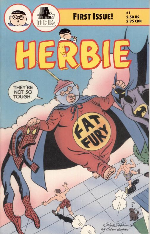A-Plus Herbie #1