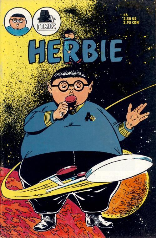 A-Plus Herbie #6