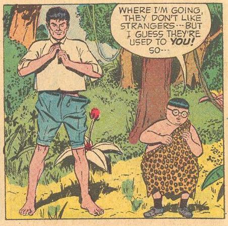 Herbie wears disguises to blend in.