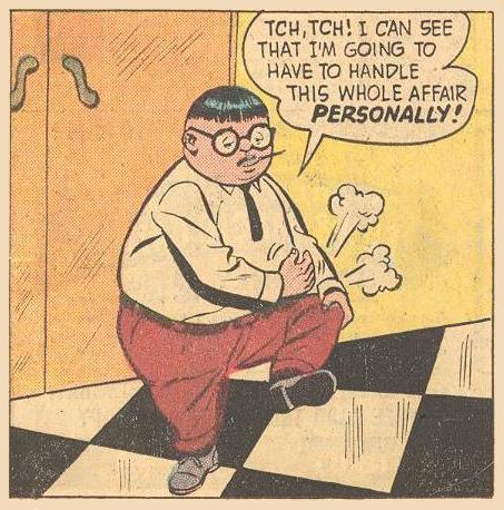 """"""" TCH, TCH!"""