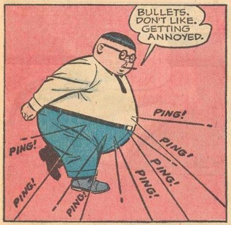 Bullets .