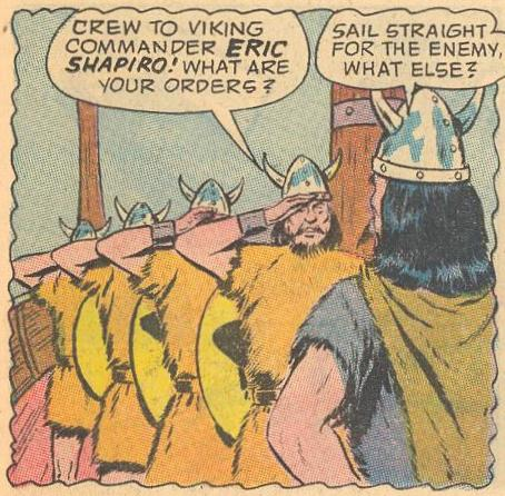 #21b A Viking named Eric Shapiro?
