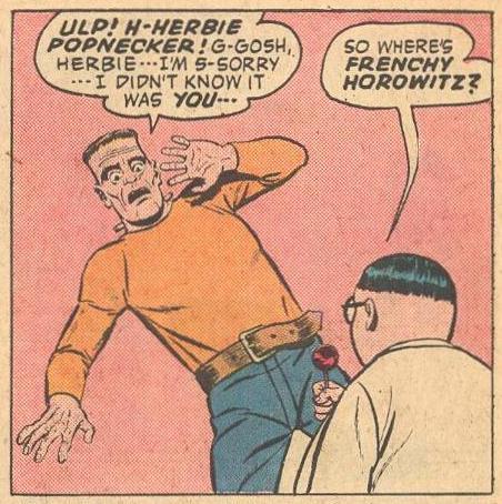 Frenchy Horowitz?