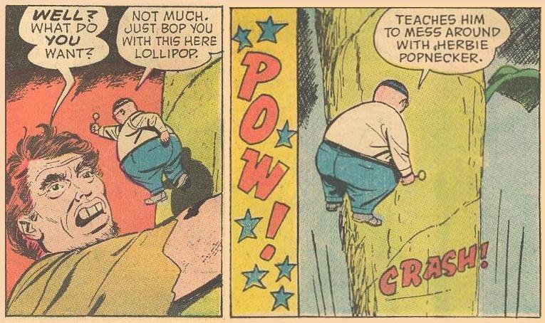 The last bop - POW!