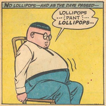 """LOLLIPOPS ...""""PANT""""..."""