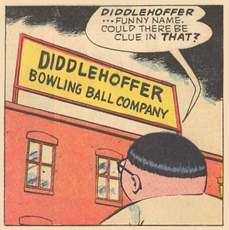 Diddlehoffer...funny name.