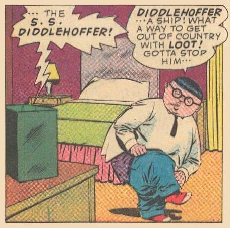 Diddlehoffer is a ship!
