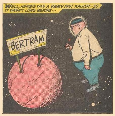 Planet Bertram, while nicely labeled, is just plain