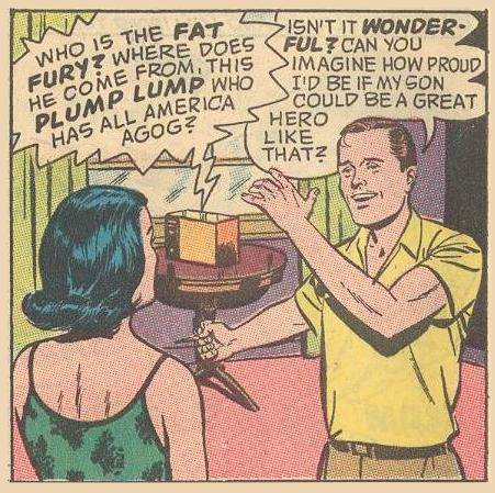 Plump Lump (referring to Fat Fury).