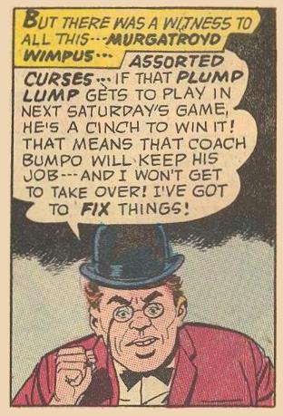 Plump lump