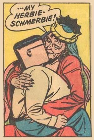 My Herbie-Schmerbie !