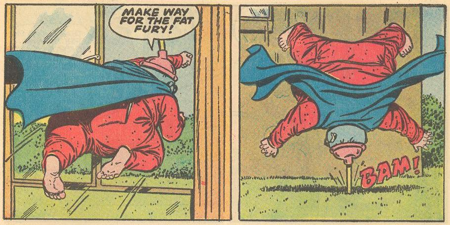 Plunger gags were made possible with the introduction of the Fat Fury.