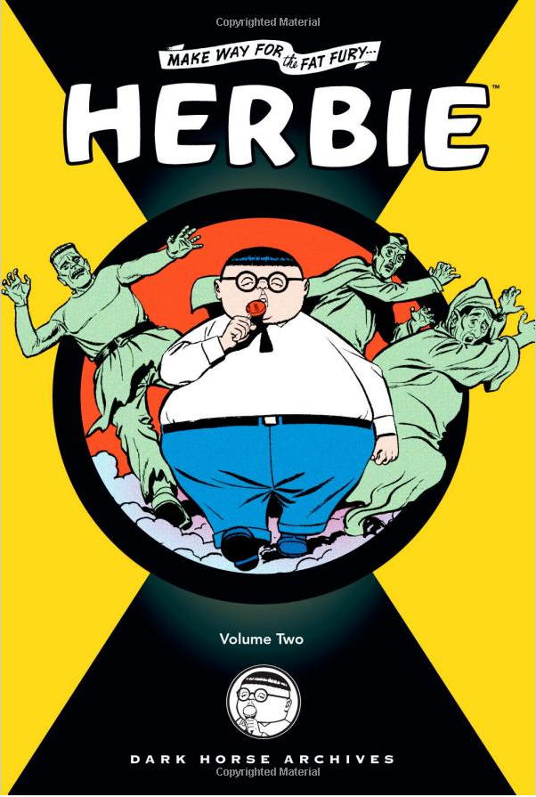 Herbie Archives Volume 2.