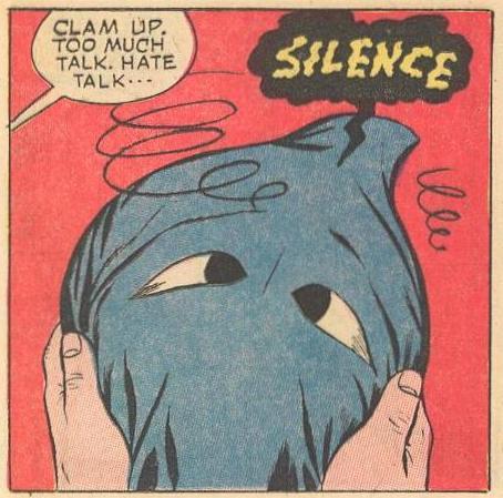 Hate talk...