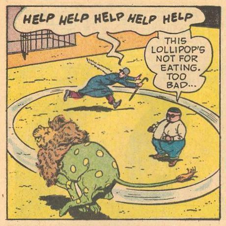 Man: HELP HELP HELP HELP HELP