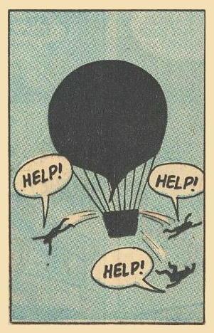 Villains: HELP!
