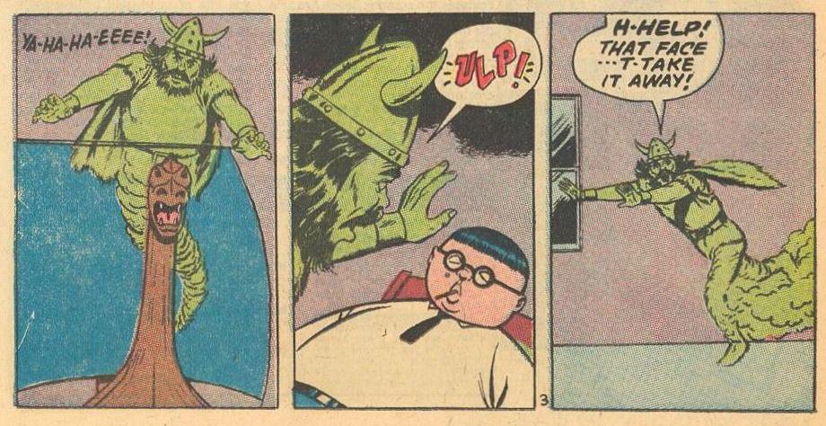Villain: YA-HA-HA-EEEE!
