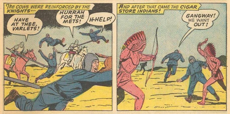 Villains: H-HELP!