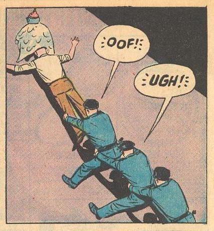 """""""OOF!"""" """"UGH!"""