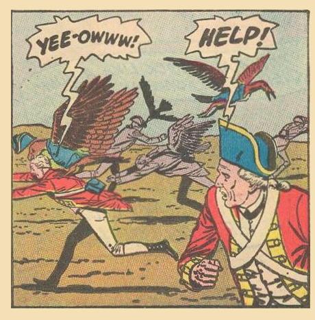 Biting YEE-OWWW!
