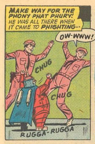 Phony Phat Phury Phights.