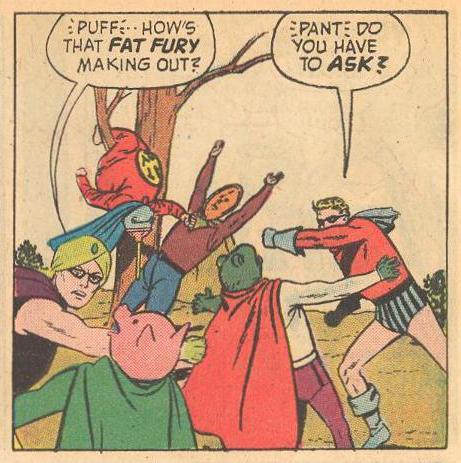 "Magicman ""PUFF""..."