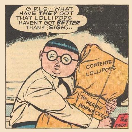 Herbie seeks love , but is rejected.