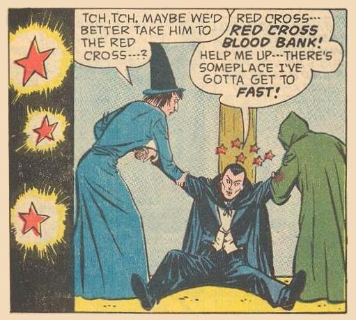 Dracula's assistant.