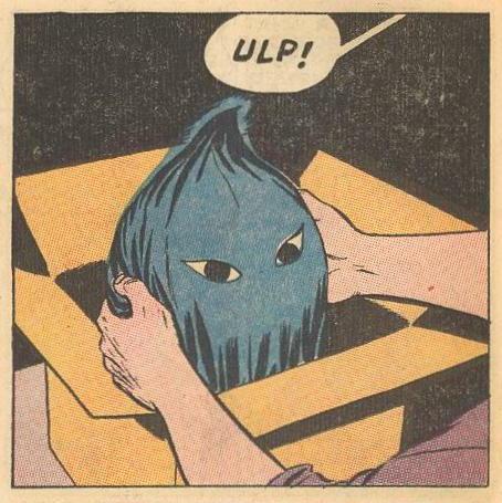 Man: ULP!