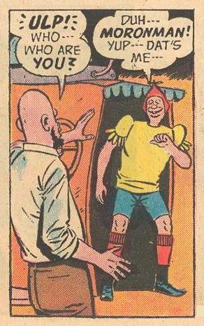 """Villain: """"ULP!"""""""