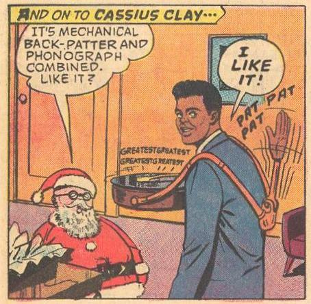 Muhammad Ali changed his name from Cassius Clay in 1964, so one could argue that not using his chosen name is racist.
