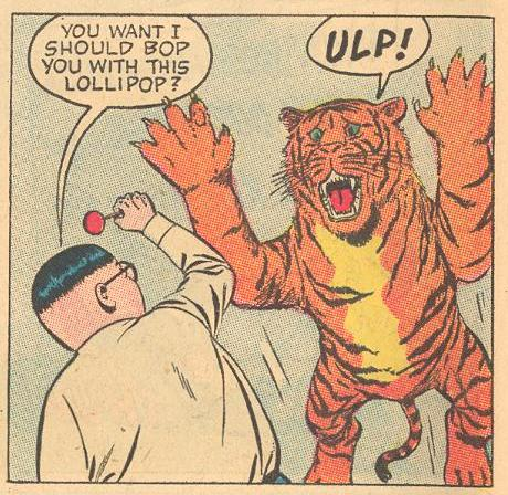 Forbidden Worlds #114 is not the first time Herbie says this .
