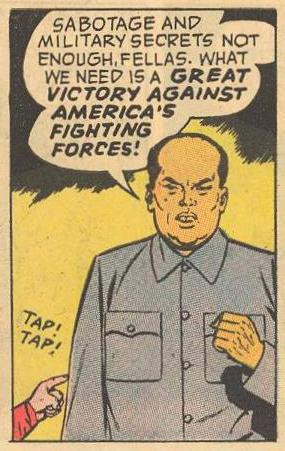 Fat Fury needs help from Mao with his menu.