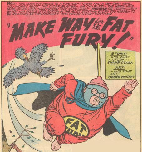 Prime Example : Themes: Fat Fury; Mr.