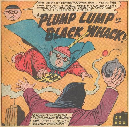 Themes: Dad's Ideas ; Fat Fury; Black Whack
