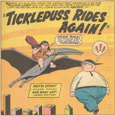 Themes: Dad's Ideas ; Love ; Ticklepuss ; Mayor