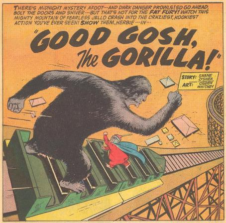 Themes: Fat Fury; Gorilla, Mr.