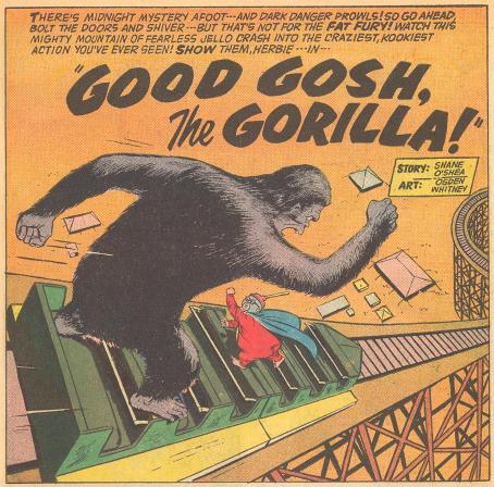 Themes: Fat Fury; Gorilla, Mr.