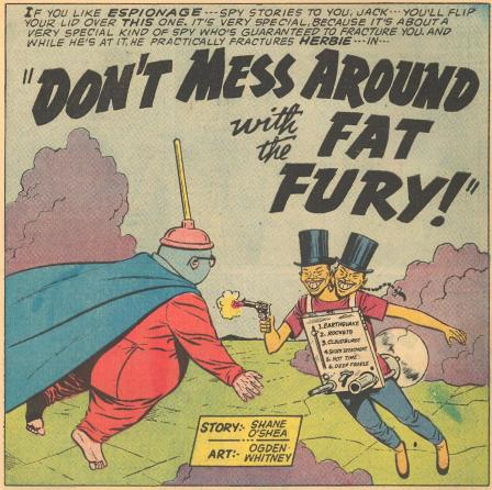 Themes: Patriotic ; Fat Fury; Foo-Manchoo