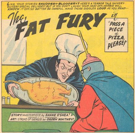 Themes: Fat Fury; The Unknown ; Dracula, Witch, Grim Reaper