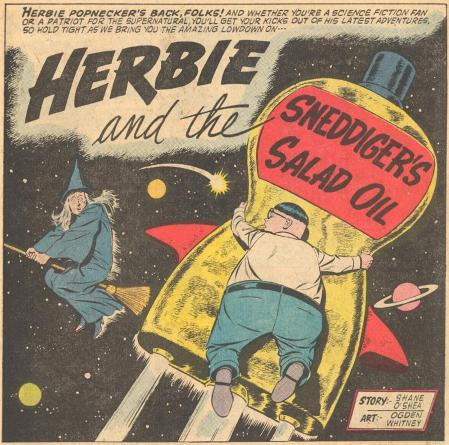 Themes: Help Mom ; Space Adventure ; Frenchy Horowitz Listed in Forbidden Worlds #114 as an all-time favorite of the editors.
