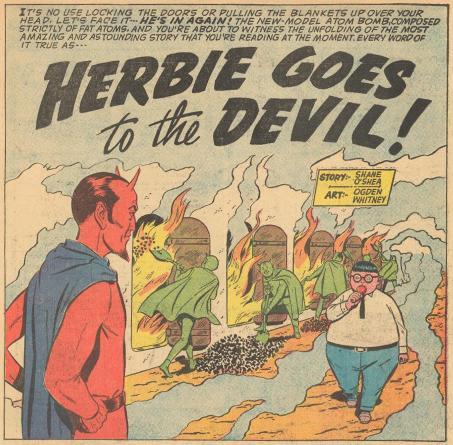 Themes: Help Dad ; Satan, Frankenstein, Dracula