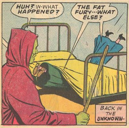 The Fat Fury sends 'em all back to the Unknown.
