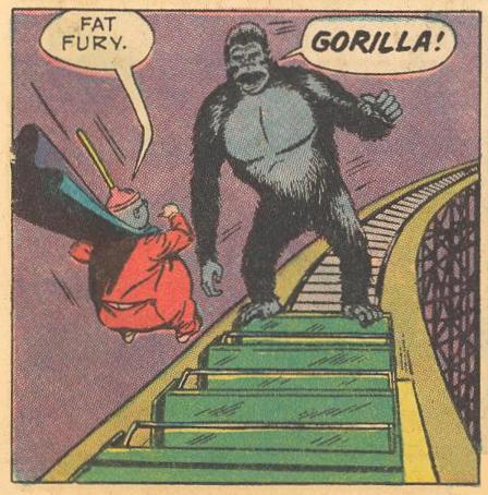 #12a Gorilla