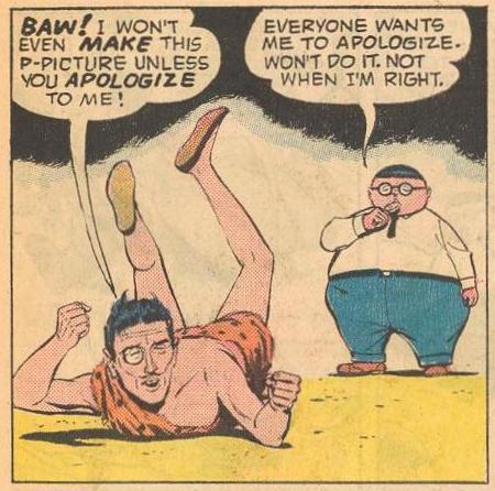 Herbie sticks to his principles.