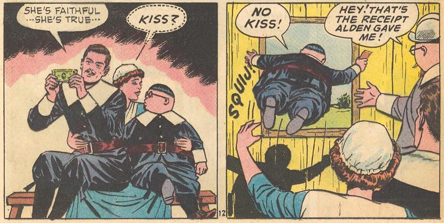 Kiss?